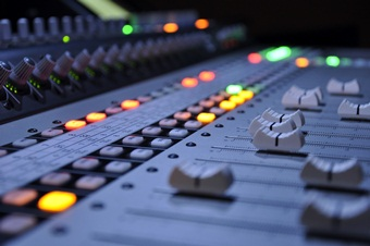 Specialist audio production