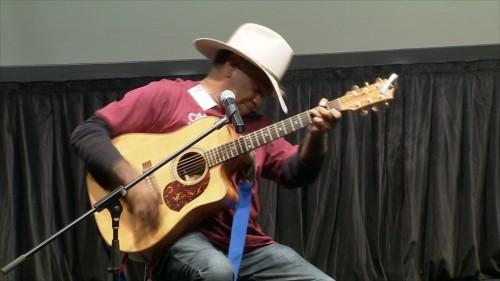 Warren H Williams in performance